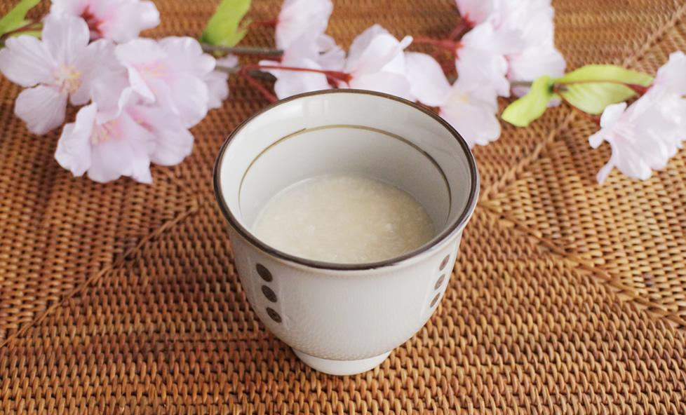 甘酒からみる発酵食文化(1)江戸時代から愛される栄養ドリンク「甘酒」の歴史