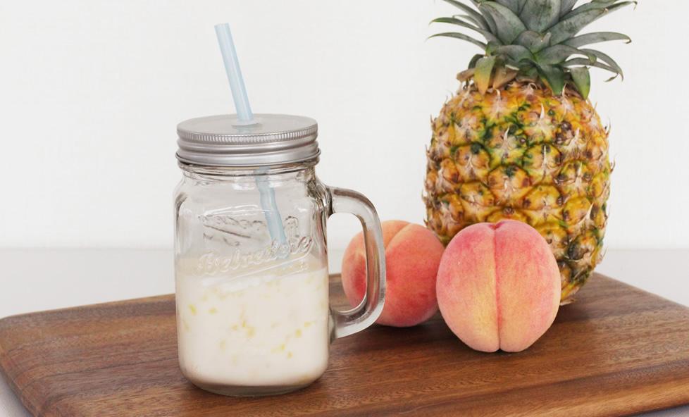 甘酒×フルーツでサッパリ爽やか!冷たい「夏の発酵デザートドリンク」