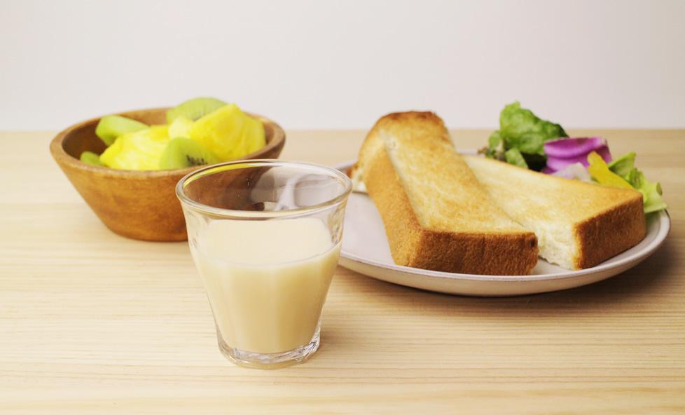甘酒で元気な朝活を!元気に1日をスタートするための甘酒アレンジレシピ