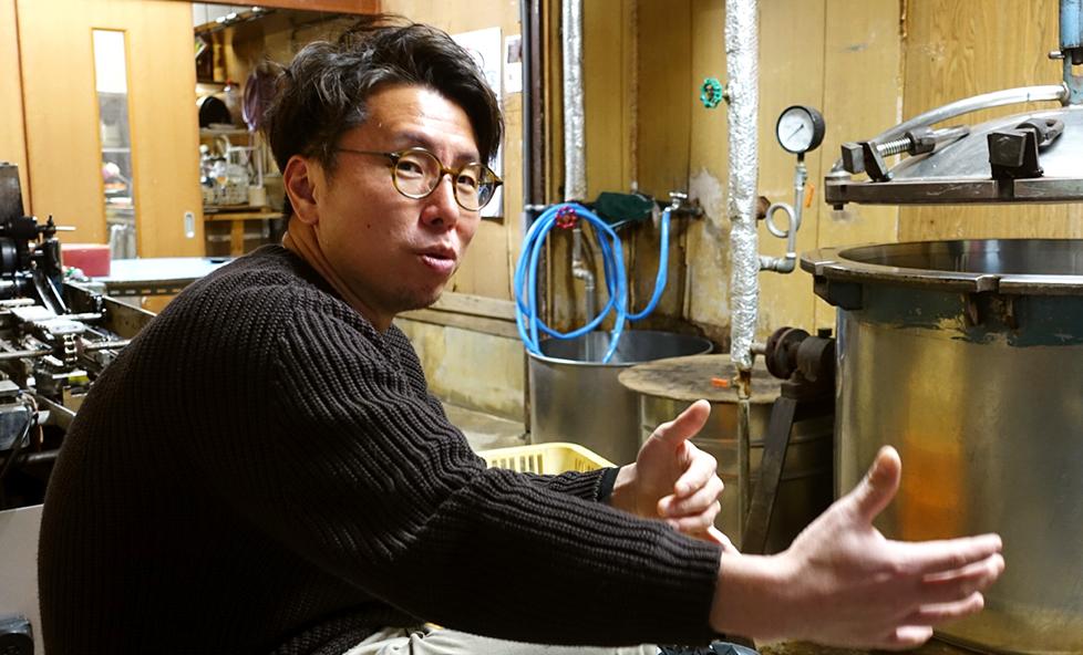 藤原食品・社長に聞く《中編》納豆嫌いの跡取りが、納豆好きになるまで