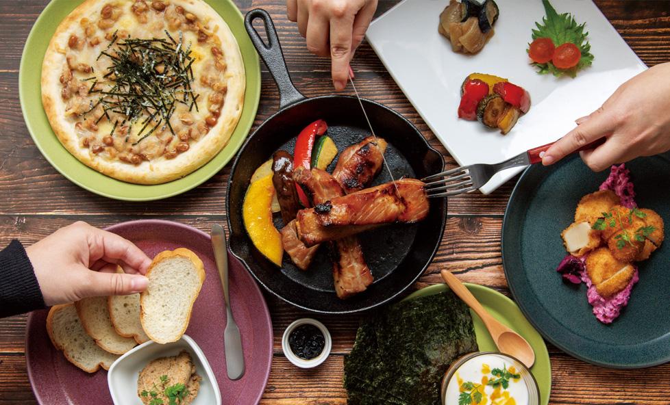 「漬×麹 Haccomachi」ディナー営業再開&新メニューのお知らせ