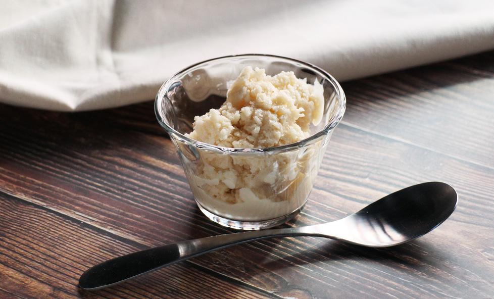 卵・牛乳不使用 お子様のおやつにもおすすめ♪ 簡単「甘酒ヨーグルトアイス」