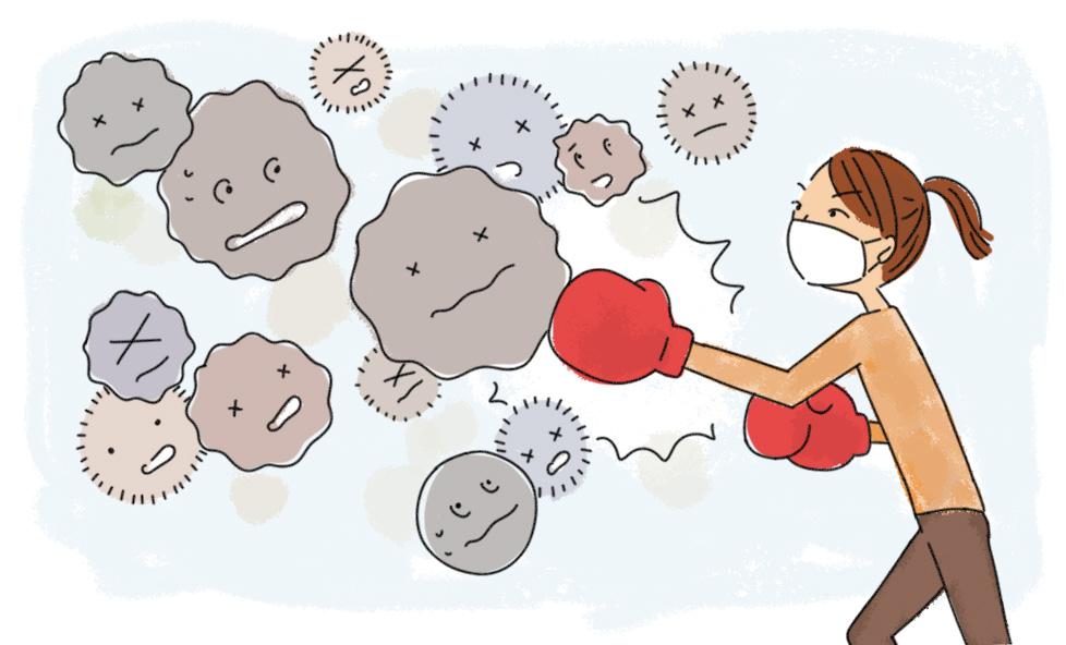 【発酵食で腸活】今年こそ、風邪に負けないワタシに!