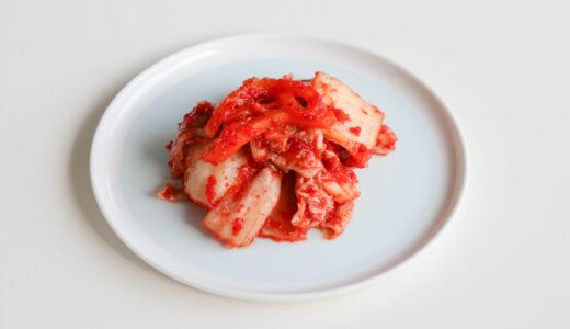 ヨーグルトに匹敵する乳酸菌が摂れる!美腸・美肌効果も?韓国の発酵食品vol.1「キムチ」